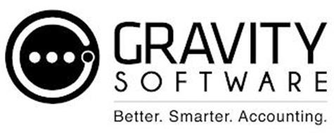 GRAVITY SOFTWARE BETTER.SMARTER.ACCOUNTING.