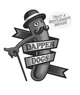 DAPPER DOGS TRULY A GENTLEMAN'S WEINER