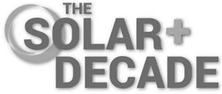THE SOLAR + DECADE