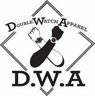DOUBLE WATCH APPAREL D.W.A