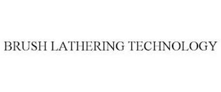 BRUSH LATHERING TECHNOLOGY