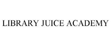 LIBRARY JUICE ACADEMY