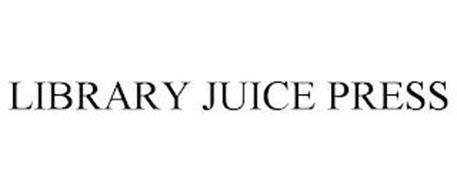 LIBRARY JUICE PRESS