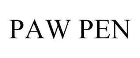 PAW PEN