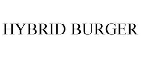 HYBRID BURGER