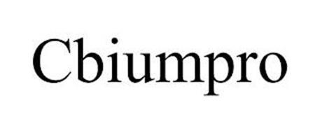 CBIUMPRO