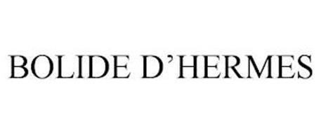 BOLIDE D'HERMES