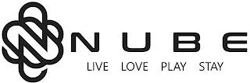 NUBE LIVE LOVE PLAY STAY