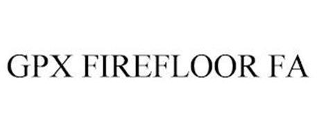 GPX FIREFLOOR FA