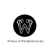 W PRODUCT OF THE WONDROUS INC.