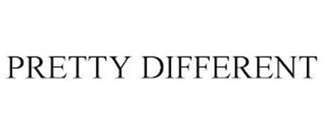 PRETTY DIFFERENT