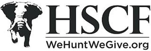 HSCF WEHUNTWEGIVE.ORG