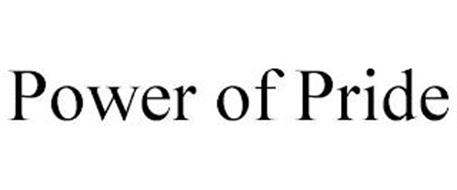 POWER OF PRIDE