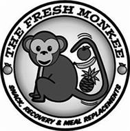 THE FRESH MONKEE SNACK, RECOVERY & MEALREPLACEMENTS