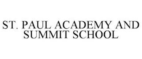 ST. PAUL ACADEMY AND SUMMIT SCHOOL