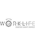 BETTER WORKLIFE EB COURTESY. DIGNITY. RESPECT.