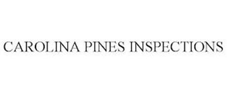 CAROLINA PINES INSPECTIONS