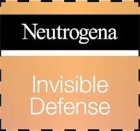 NEUTROGENA INVISIBLE DEFENSE