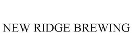 NEW RIDGE BREWING