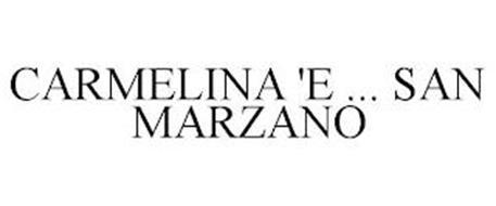 CARMELINA 'E ... SAN MARZANO