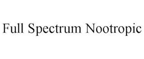 FULL SPECTRUM NOOTROPIC