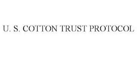 U. S. COTTON TRUST PROTOCOL