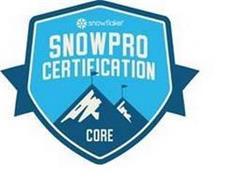 SNOWFLAKE SNOWPRO CERTIFICATION CORE
