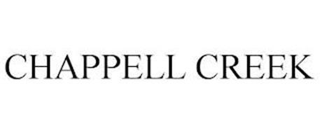 CHAPPELL CREEK
