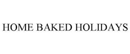 HOME BAKED HOLIDAYS