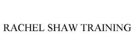 RACHEL SHAW TRAINING