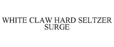 WHITE CLAW HARD SELTZER SURGE