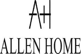 AH ALLEN HOME