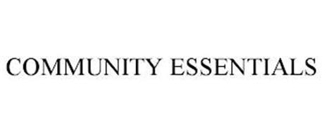COMMUNITY ESSENTIALS