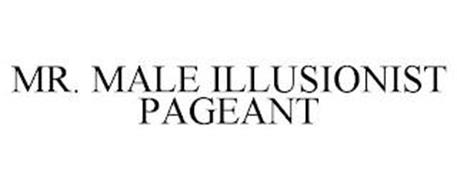 MR. MALE ILLUSIONIST PAGEANT