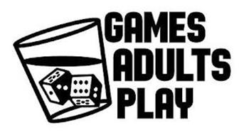 GAMES ADULTS PLAY