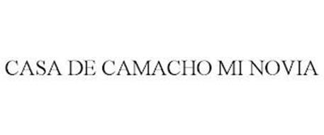 CASA DE CAMACHO MI NOVIA