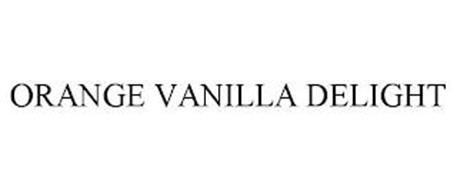 ORANGE VANILLA DELIGHT