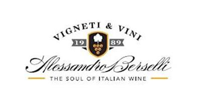 VIGNETI & VINI 1989 ALESSANDRO BERSELLI THE SOUL OF ITALIAN WINE