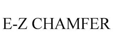 E-Z CHAMFER