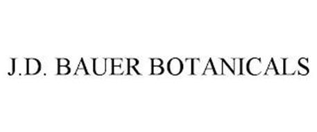 J.D. BAUER BOTANICALS