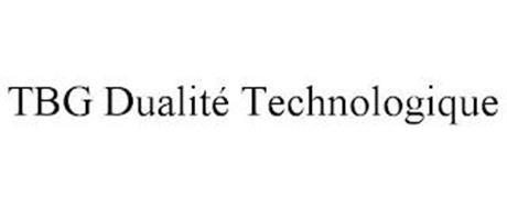 TBG DUALITÉ TECHNOLOGIQUE