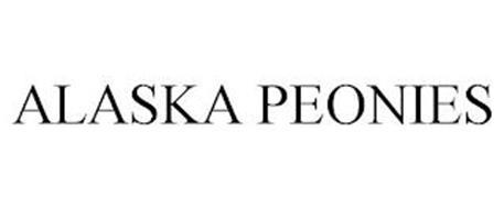 ALASKA PEONIES