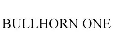 BULLHORN ONE