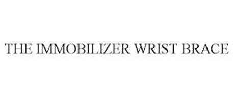 THE IMMOBILIZER WRIST BRACE