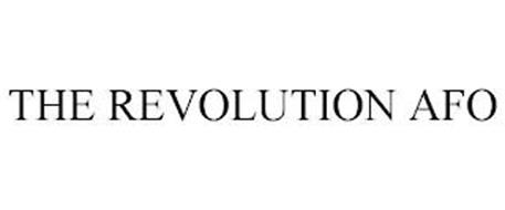 THE REVOLUTION AFO