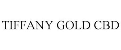 TIFFANY GOLD CBD