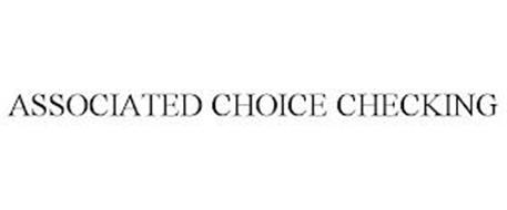 ASSOCIATED CHOICE CHECKING