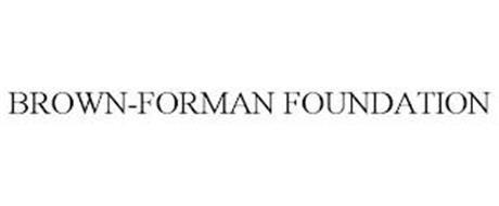 BROWN-FORMAN FOUNDATION