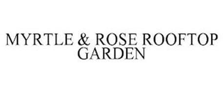 MYRTLE & ROSE ROOFTOP GARDEN