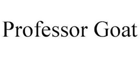 PROFESSOR GOAT